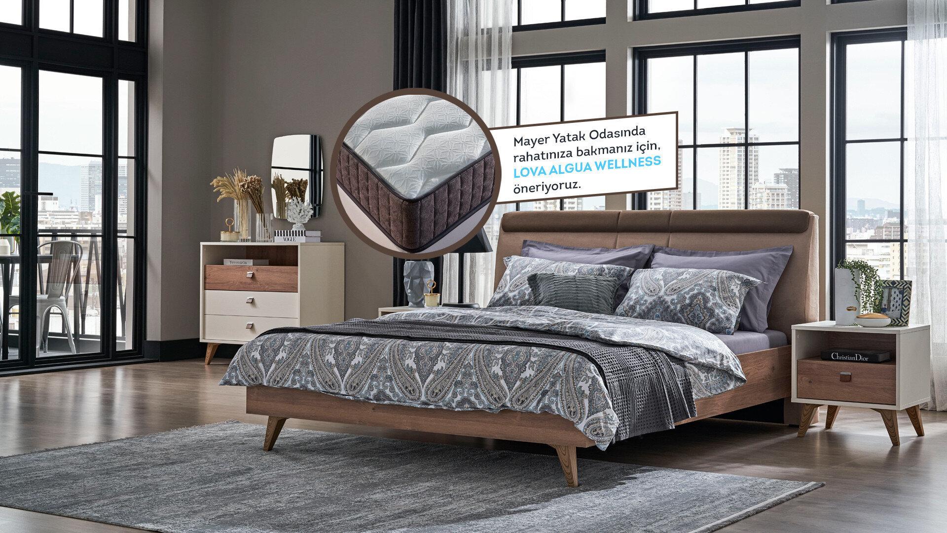 Mayer Yatak Odası