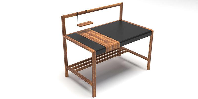 Pan Calışma Masası