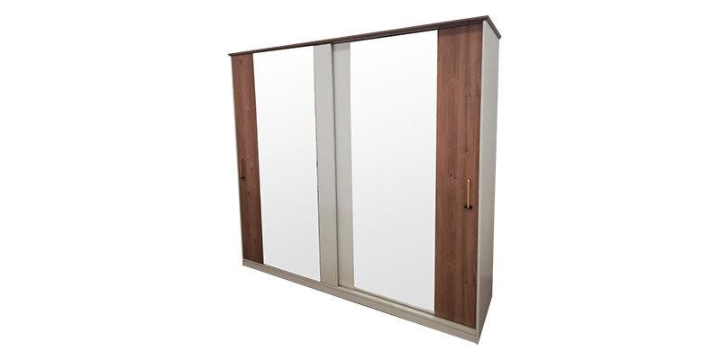 Larina Wardrobe With 2 Sliding Doors 240