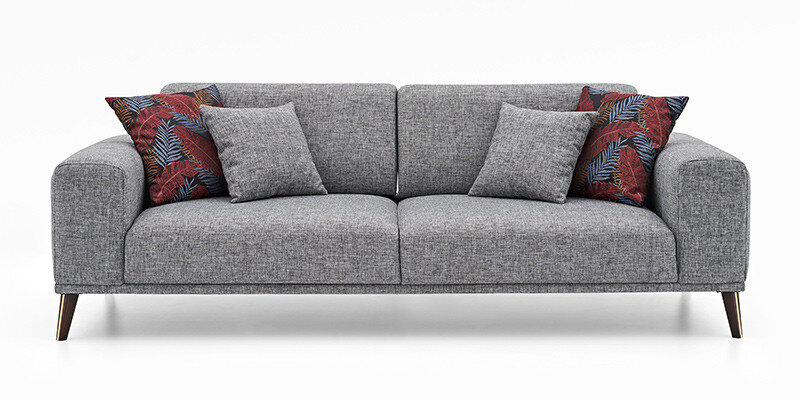 Valentin Three Seater Sofa