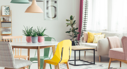 1+1 Ev Dekorasyonu Örnekleri & 10 Muhteşem Öneri