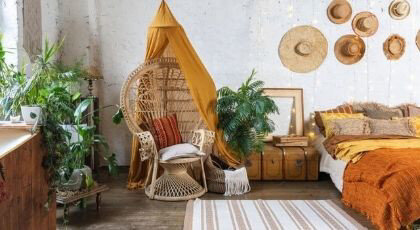 What Is Modern Boho? Ultimate Guide To Boho-Chic Homes