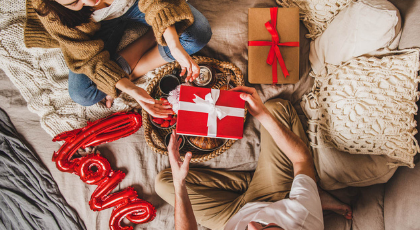 Valentine's Day Tips for a Romantic Day at Home