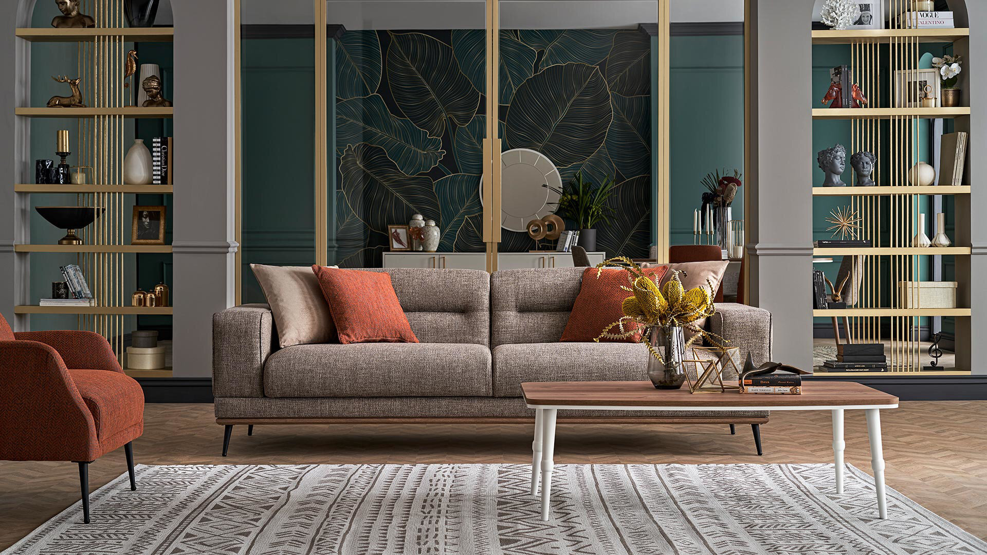 Larina Sofa Set