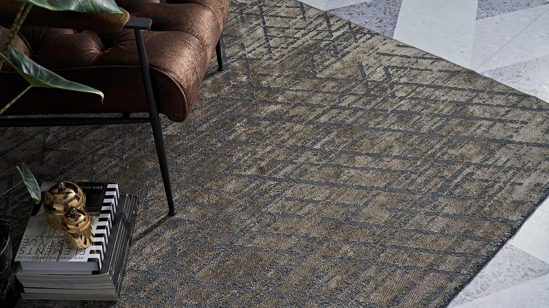 Matilda Tv Unit Carpet - Mink