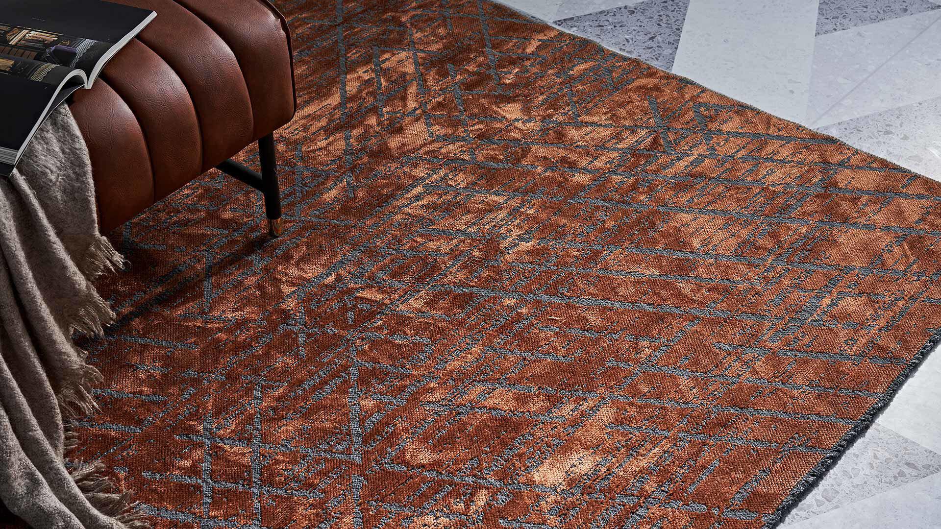Matilda Bedroom Carpet - Terra