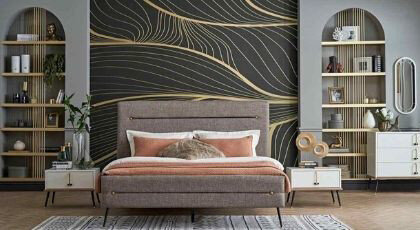 5 Glamorous Gold Bedroom Ideas You Will Love