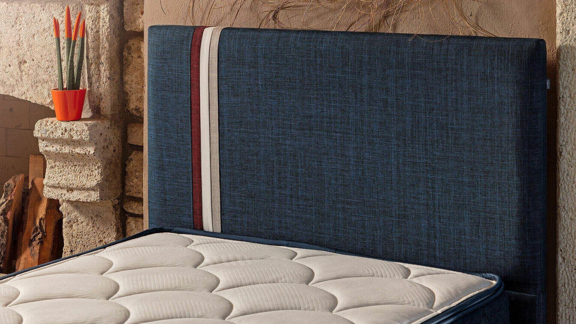 Young Star Bed Dark Blue