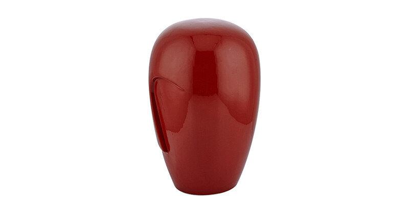 Lıkya Home-08 Turuncu Vazo - Büyük