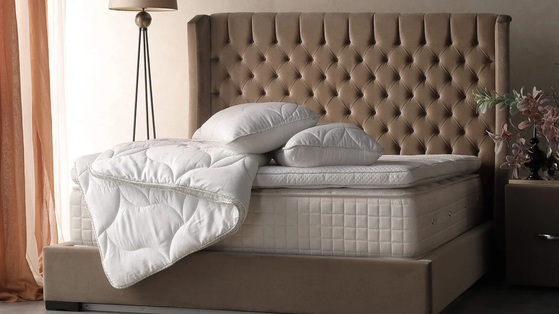 Bamboo Comfort Pillows