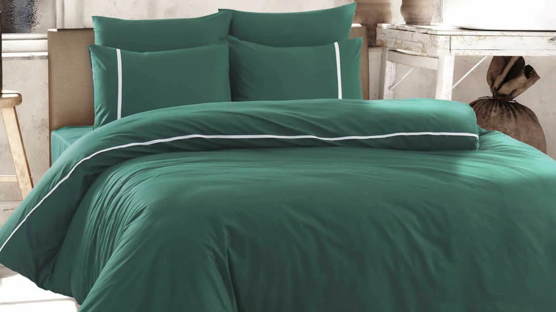 Bosphorus Green Duvet Cover Set Ck