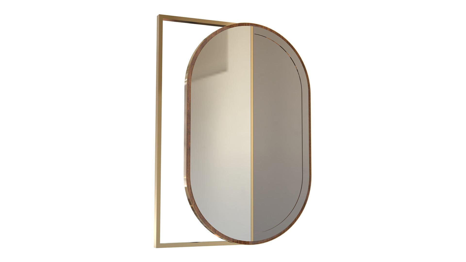 Likya Şifonyer Ayna