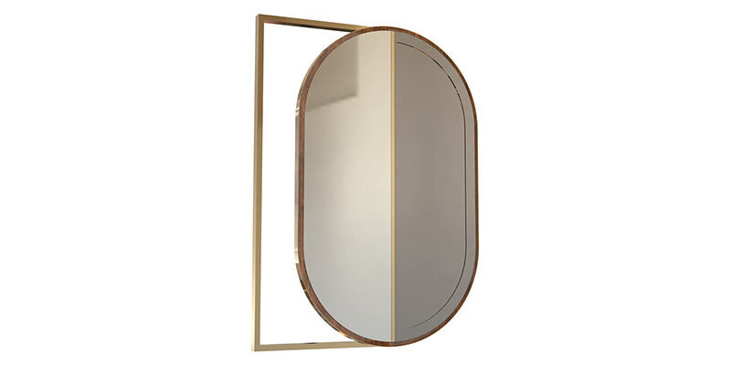 Lıkya Şifonyer Ayna