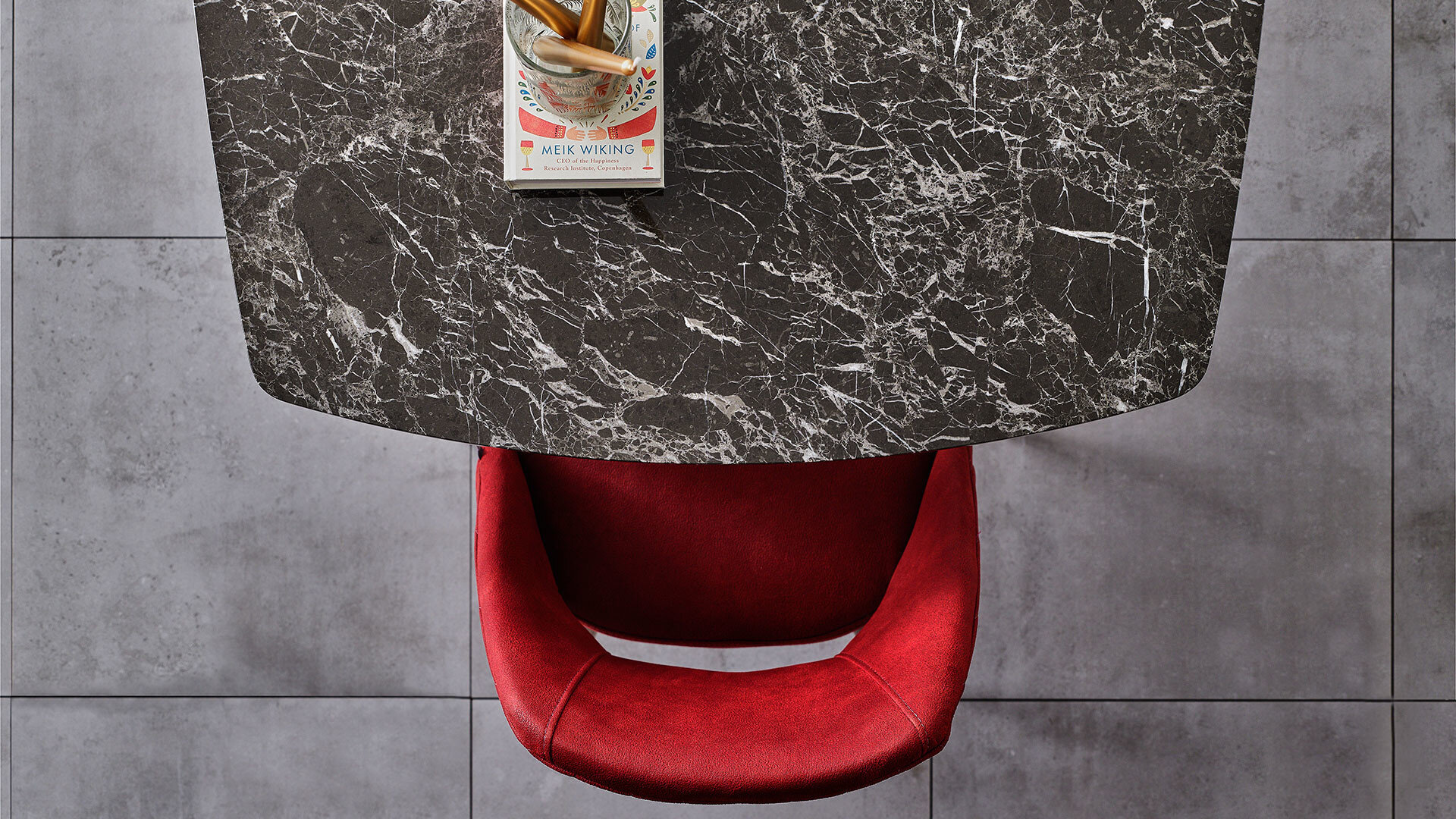 Montana Marble Dining Table