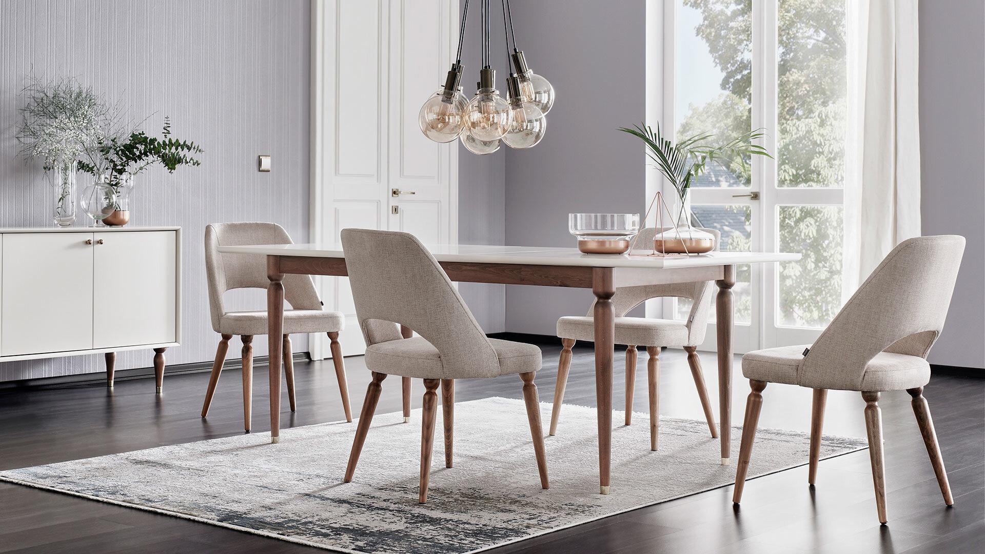 Floria Table Extensible