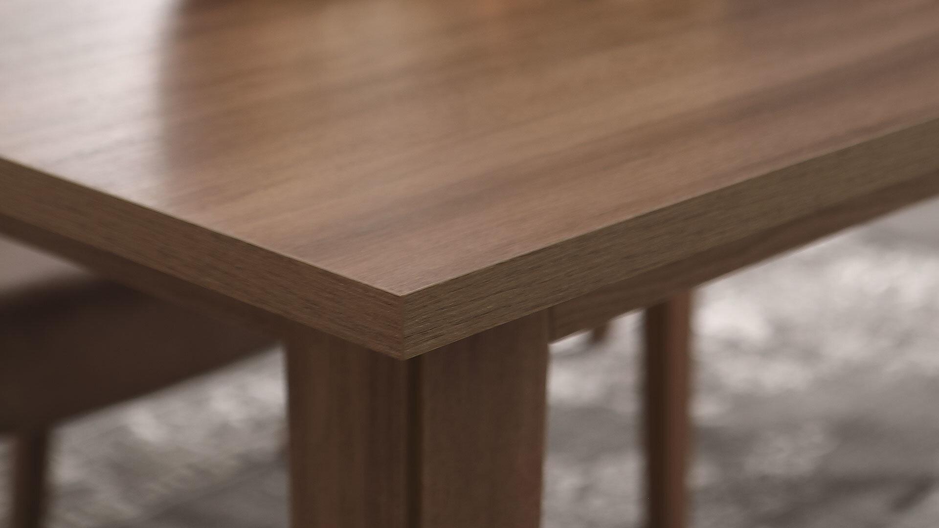 Ravenna Fixed Dining Table 180X90