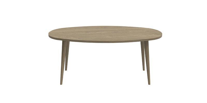 Clara Oval Dining Table