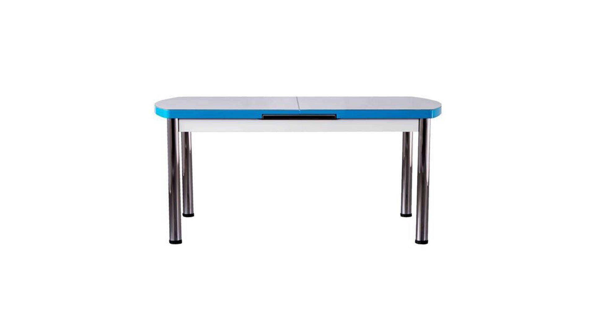Noa Table De Cuisine (Turquoise)