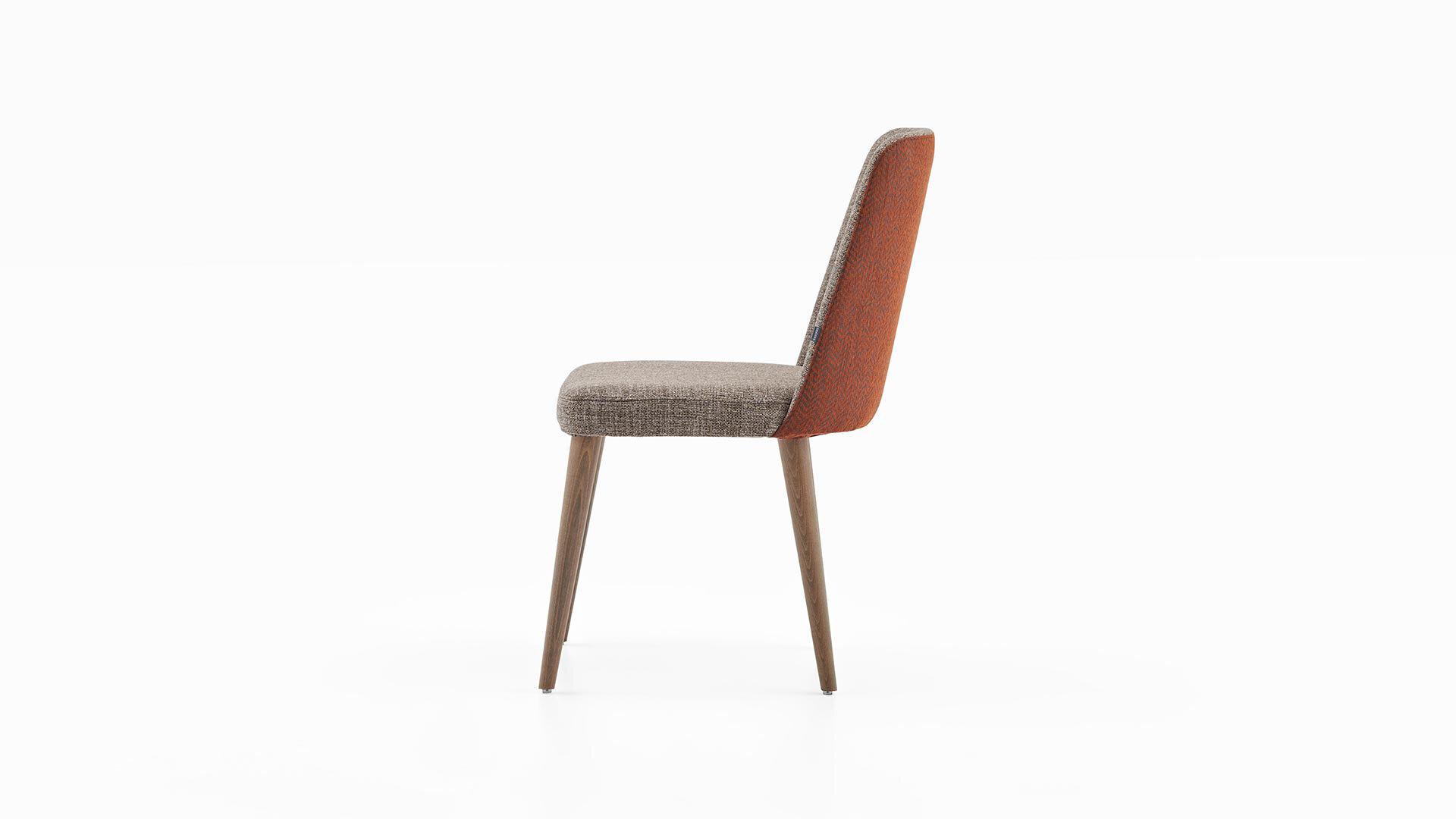 Larına Sandalye Turuncu
