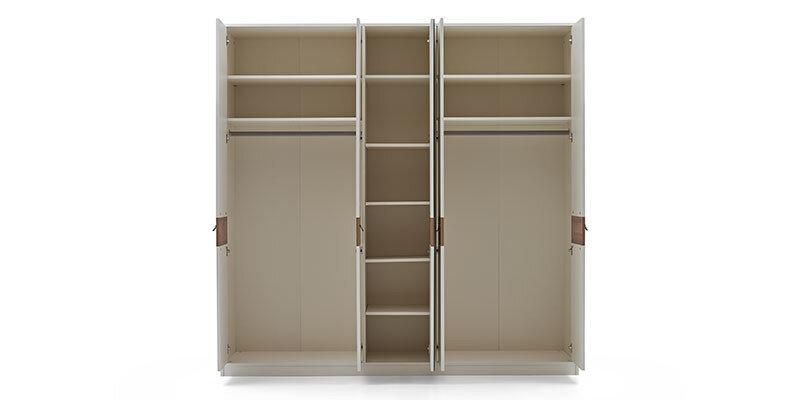 Mayer Wardrobe With 5 Doors