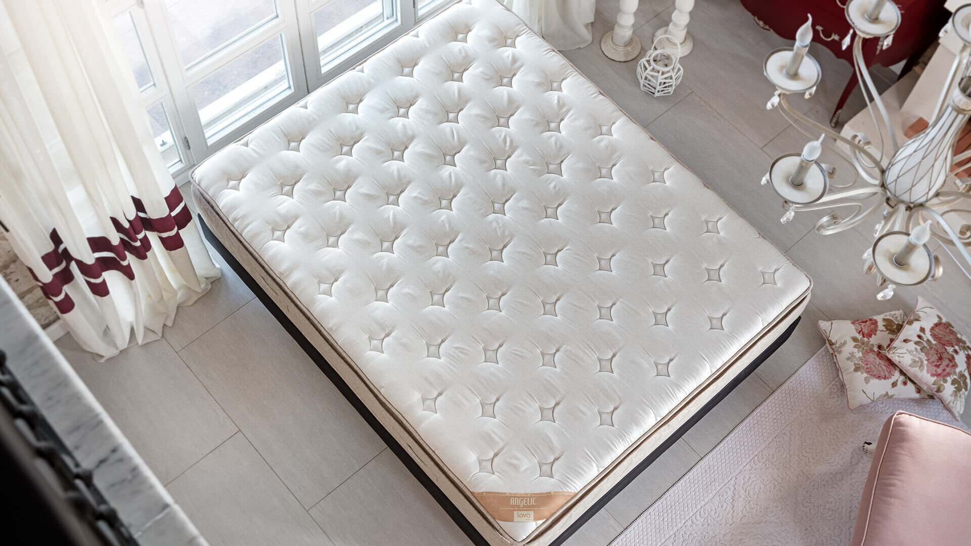 Angelic Bed