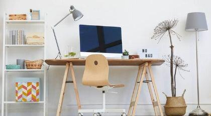 Verimliliğinizi Artırın: Çalışma Odası Dekorasyonu Nasıl Olmalı?