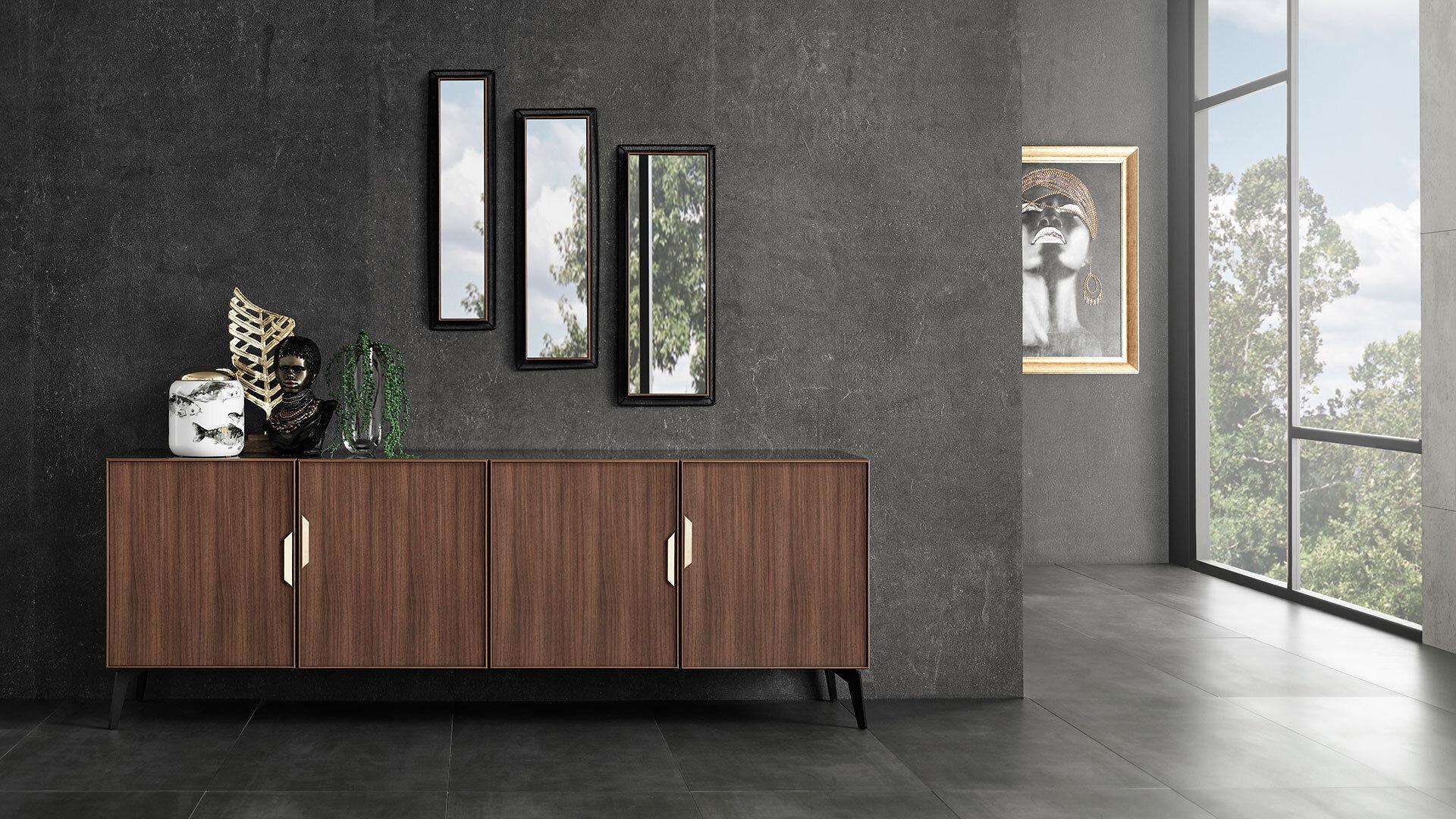 Louısa Aır Ayna 800X250cm