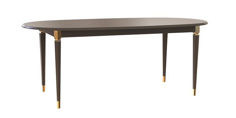 Lorenta Yemek Masası Oval
