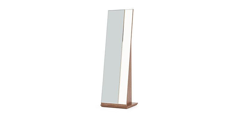 Likya Tall Dressing Mirror