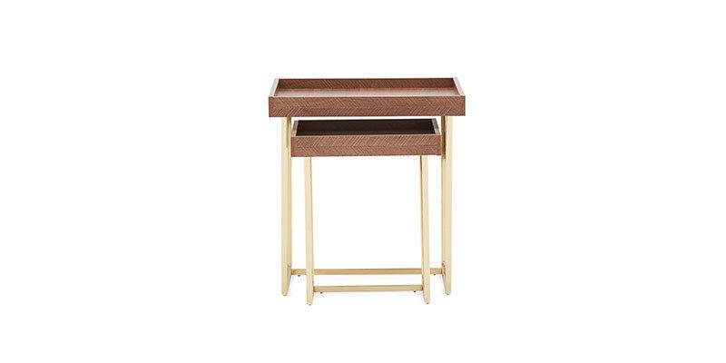 Likya Nesting Table