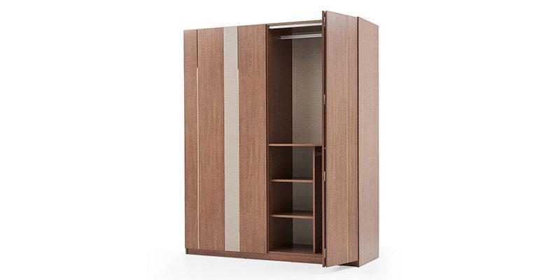 Likya Wardrobe With 4 Doors