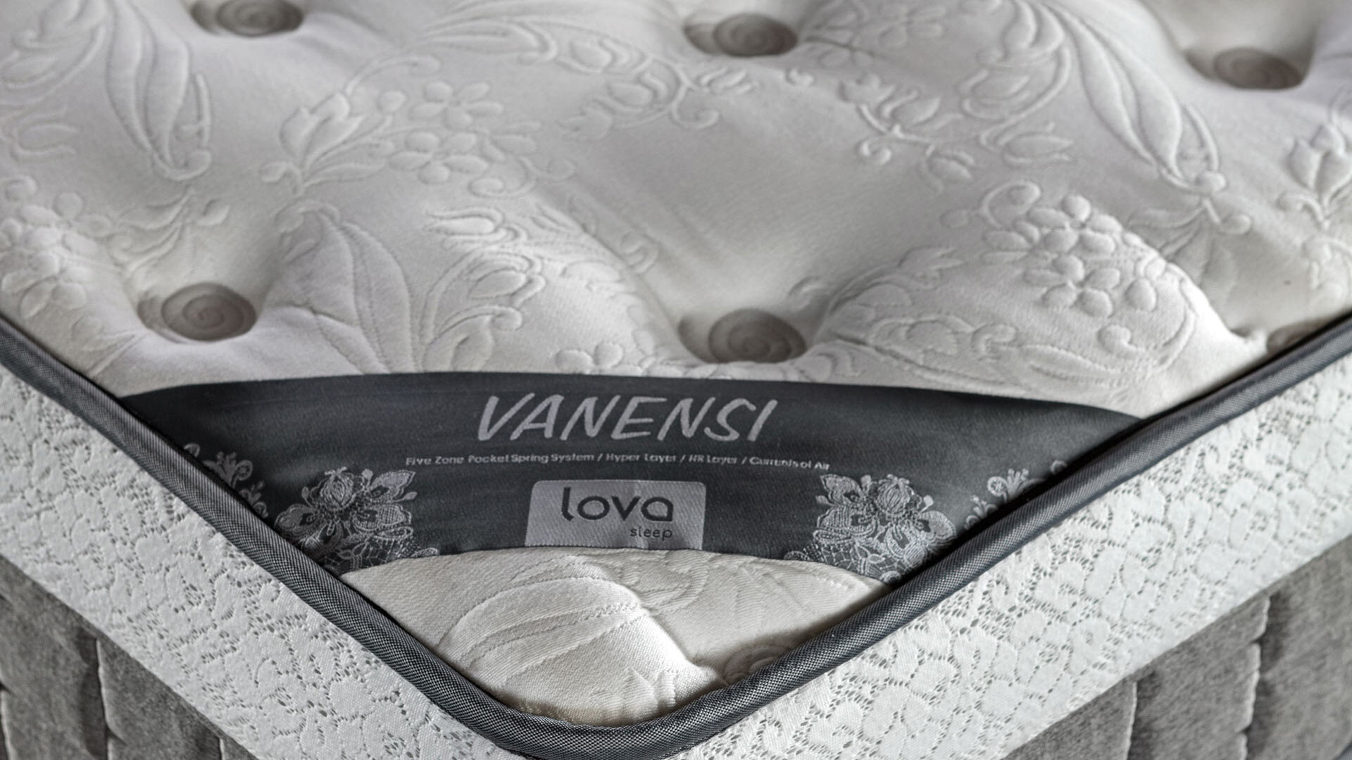 Vanensi Yatak 160X200cm