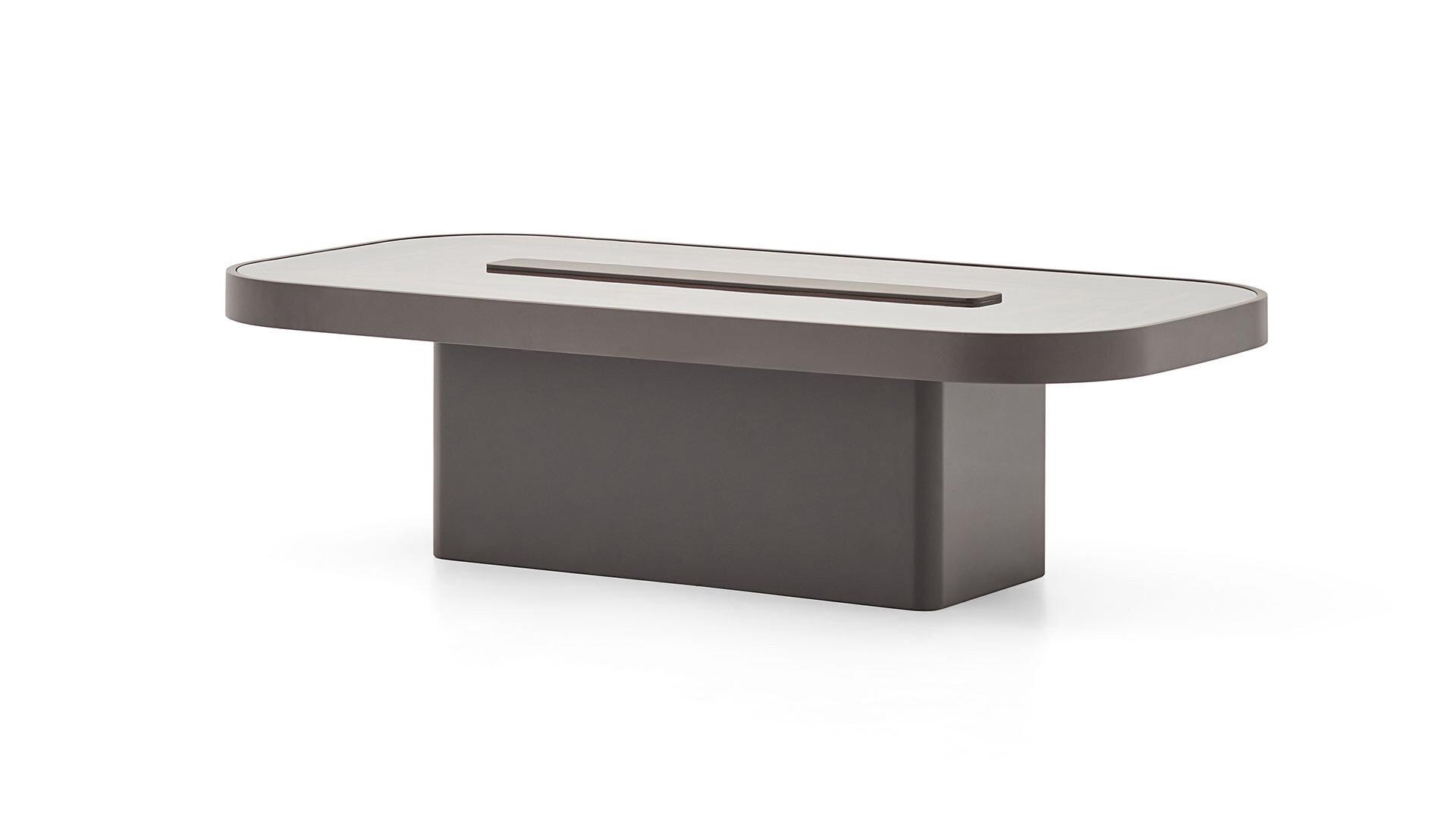 Table Basse Centrale Rectangulaire Amon